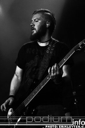 Seether op Seether / Lostprophets - 5/6 - Melkweg foto