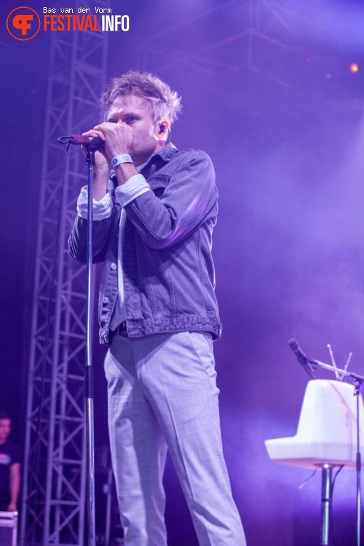 Enter Shikari op Crammerock festival 2019 foto