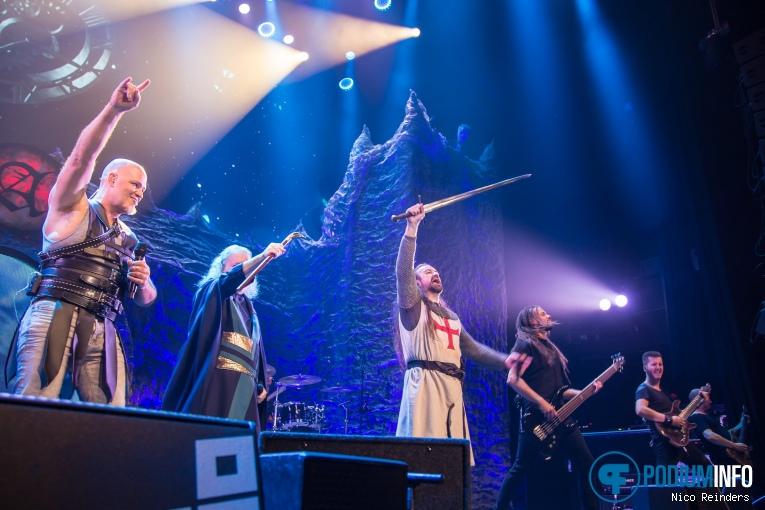 Damian Wilson op Ayreon - 12/09 - 013 foto
