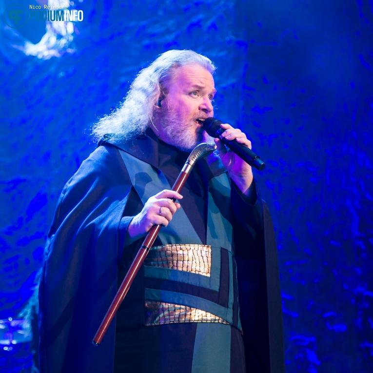 Edward Reekers op Ayreon - 12/09 - 013 foto