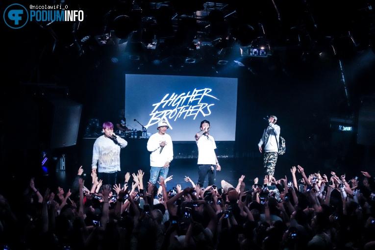 Higher Brothers op Higher Brothers - 14/09 - Melkweg foto