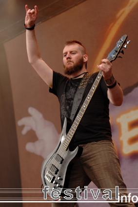 Foto Seether op Rock am Ring 2008
