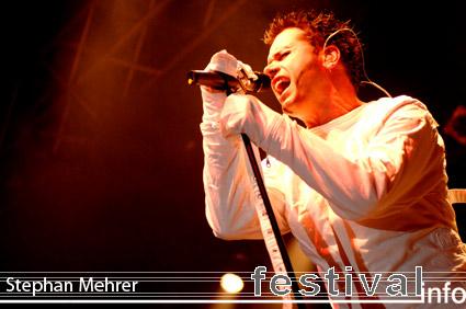 Foto Oomph! op Rock am Ring 2008