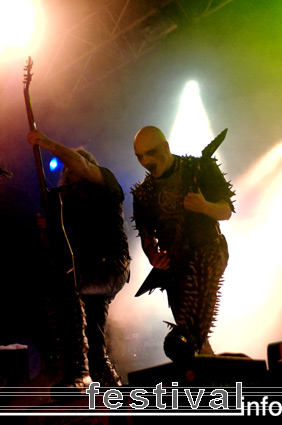 Foto Dimmu Borgir op Rock am Ring 2008