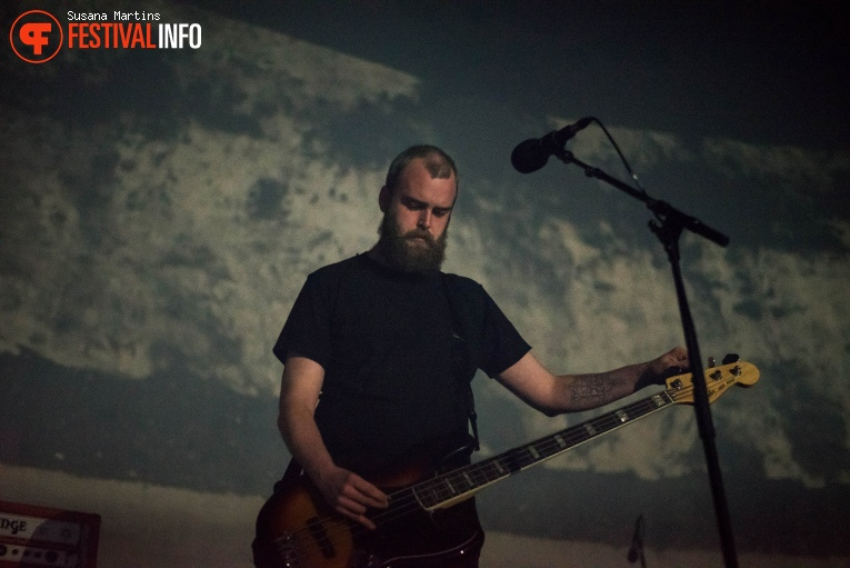 AmenRa op AMENRA – The Building of the Free Church  - 28/09 - Paradiso foto