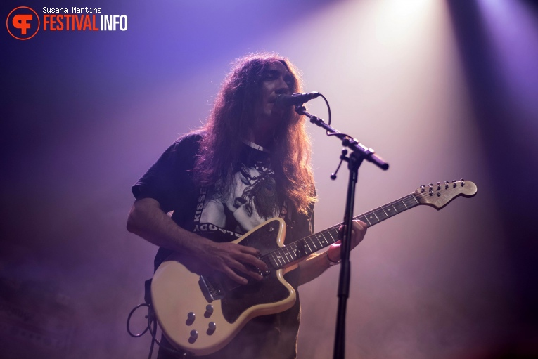 Alcest op AMENRA – The Building of the Free Church  - 28/09 - Paradiso foto