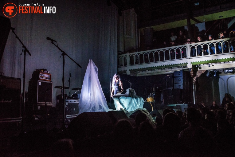 Lingua Ignota op AMENRA – The Building of the Free Church  - 28/09 - Paradiso foto