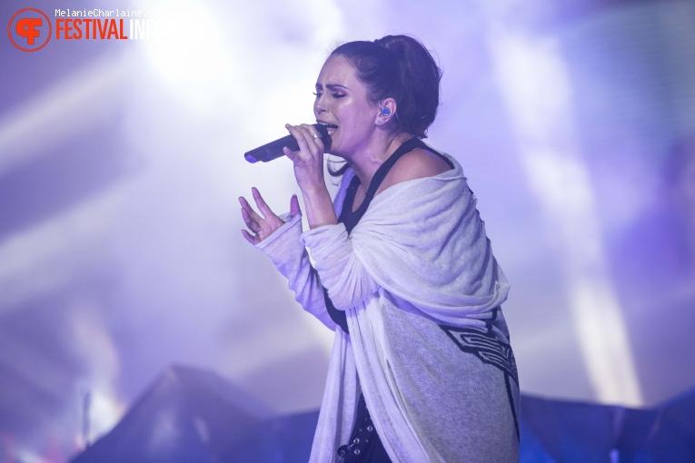 Foto Within Temptation op Appelpop 2019