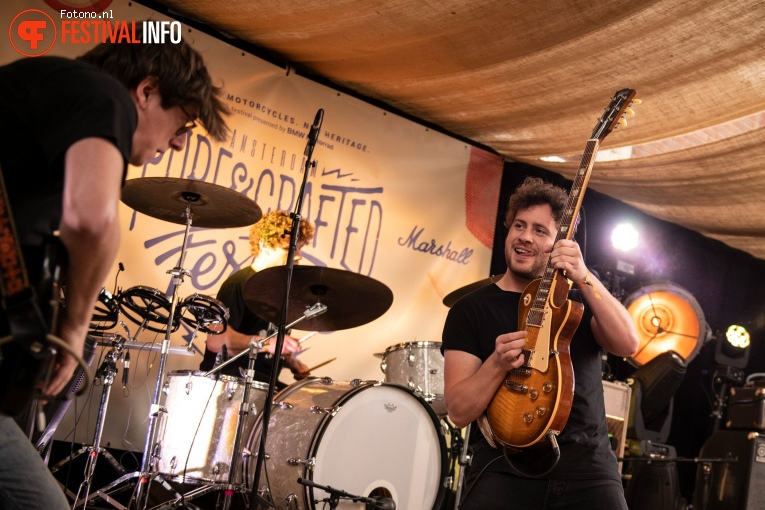 SONS op Pure&Crafted Festival 2019 foto