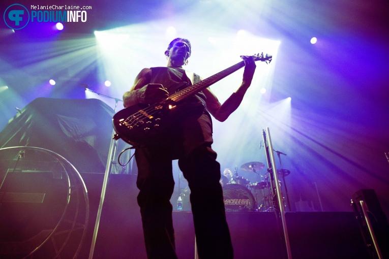 Blackbriar op Epica - 05/10 - TivoliVredenburg foto