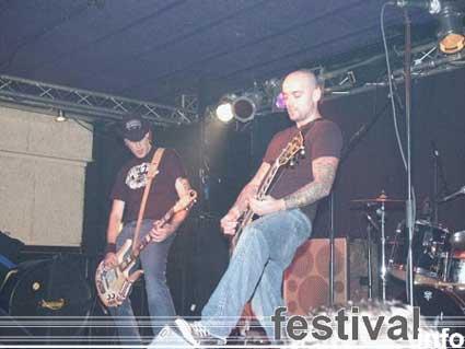 Foto The Lovesteaks op Auf Der Axe Fest 2002