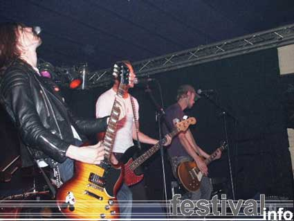 Foto The Apers op Auf Der Axe Fest 2002