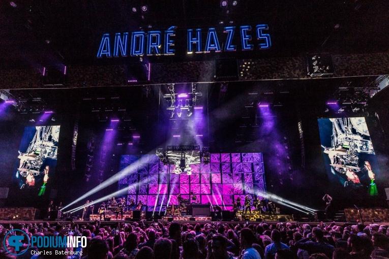Andre Hazes Jr. op André Hazes - Live in Ahoy 2019 - 18/10 - Ahoy foto