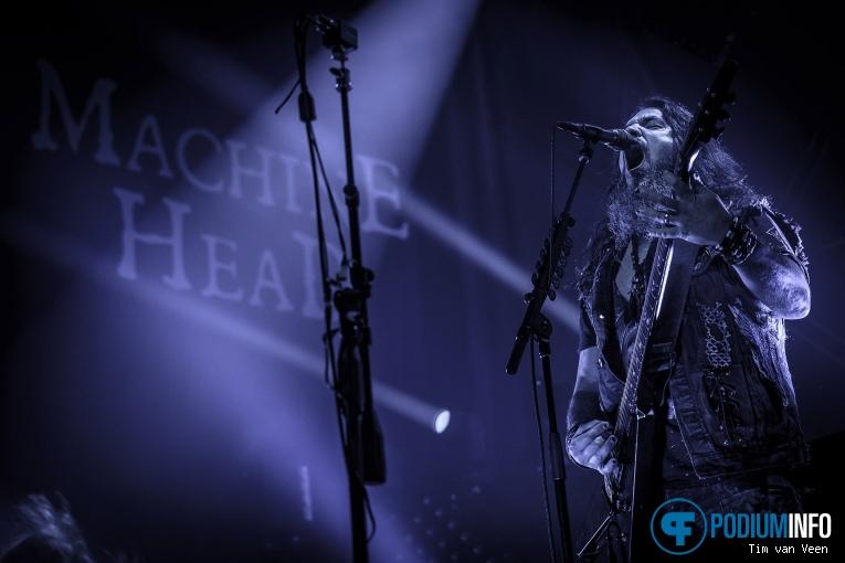 Foto Machine Head op Machine Head - 7/10 - 013