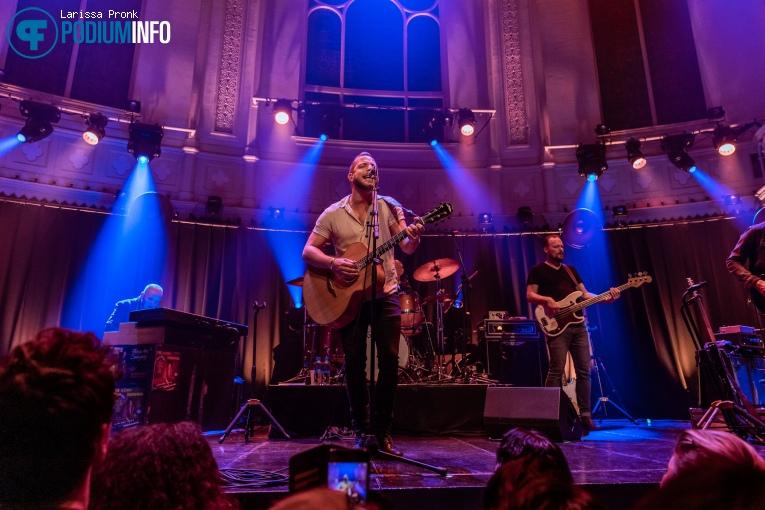 Foto James Morrison op James Morrison - 08/10 - Paradiso