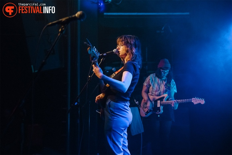 Stef Chura op Left of the Dial 2019 foto