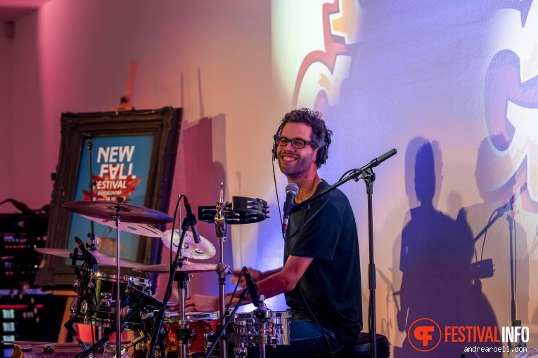 Foto D!e Gäng op New Fall Festival 2019
