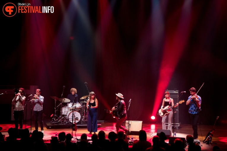 Foto The Dustbowl Revival op Ramblin Roots 2019