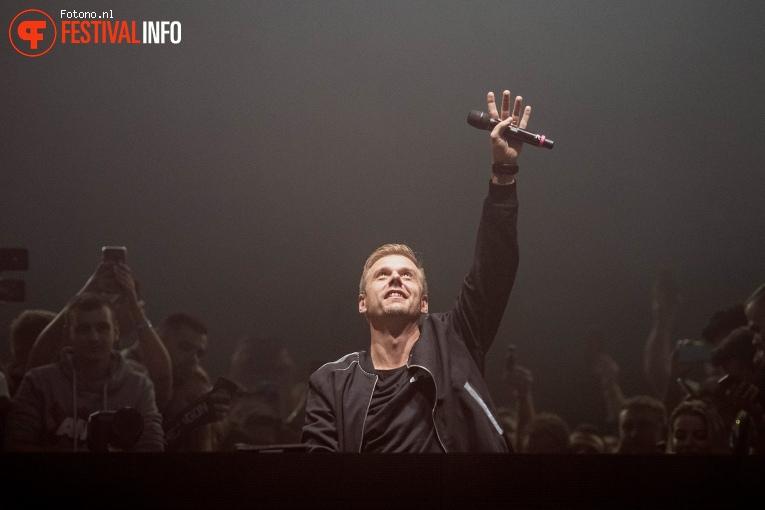 Armin van Buuren op Amsterdam Music Festival 2019 foto