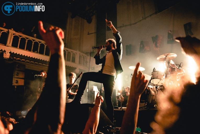 Navarone op Navarone - 22/10 - Paradiso foto