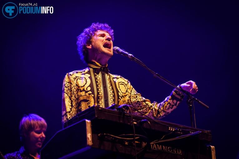 Thijs Boontjes Dans- en Showorkest op Krezip - 24/10 - Ziggo Dome foto