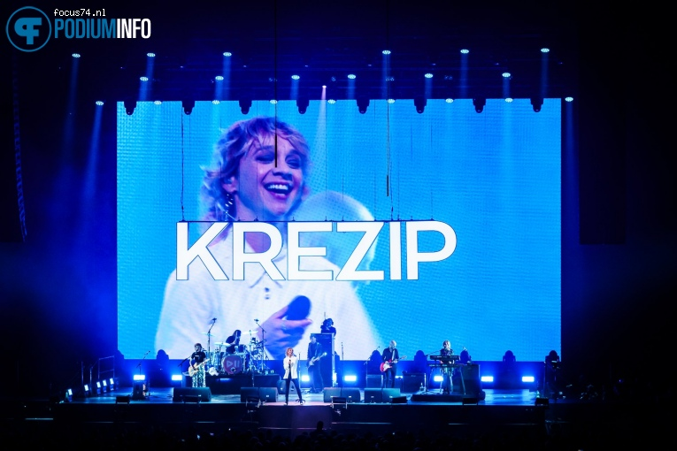 Krezip op Krezip - 24/10 - Ziggo Dome foto