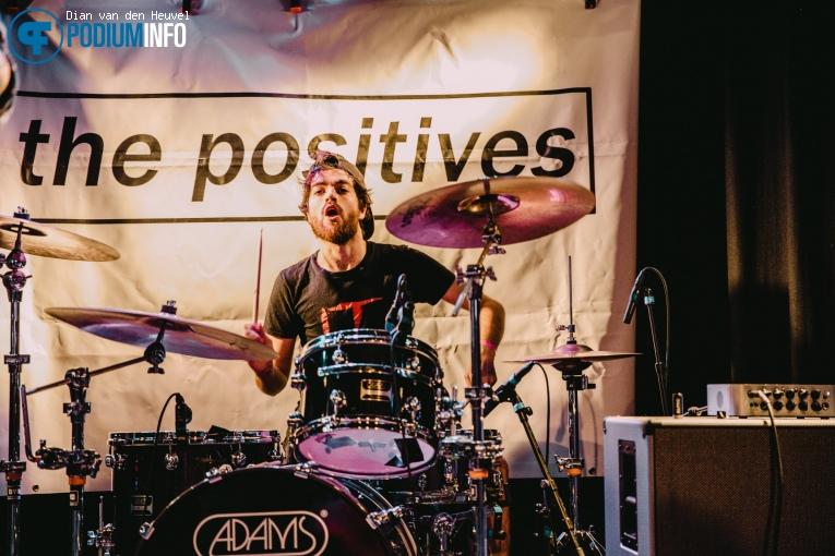 Foto The Positives op Mildtfest 2019