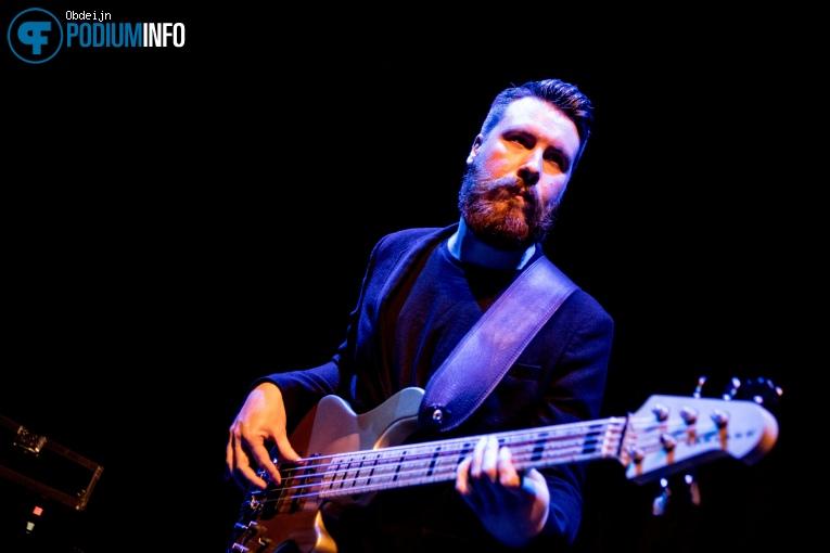 Foto Laurence Jones Band op Laurence Jones Band - 13/11 - Metropool