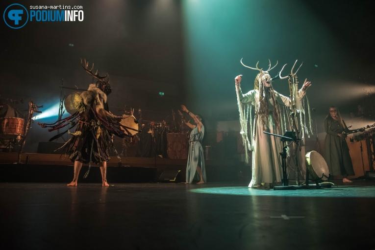 Heilung op Heilung - 14/11 - TivoliVredenburg foto