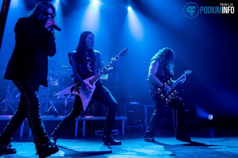 Queensrÿche op Queensryche - 03/12 - Hedon foto