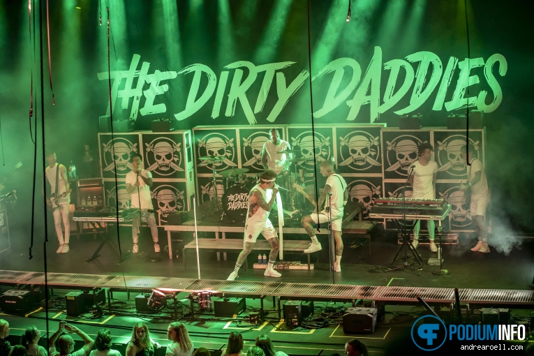 The Dirty Daddies op The Dirty Daddies - 06/12 - Patronaat foto