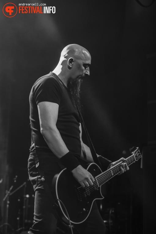 Paradise Lost op Eindhoven Metal Meeting 2019 foto