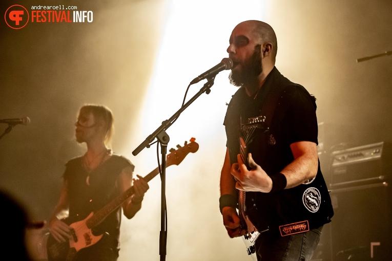 Mörk Gryning op Eindhoven Metal Meeting 2019 foto