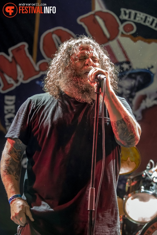 M.O.D. op Eindhoven Metal Meeting 2019 foto