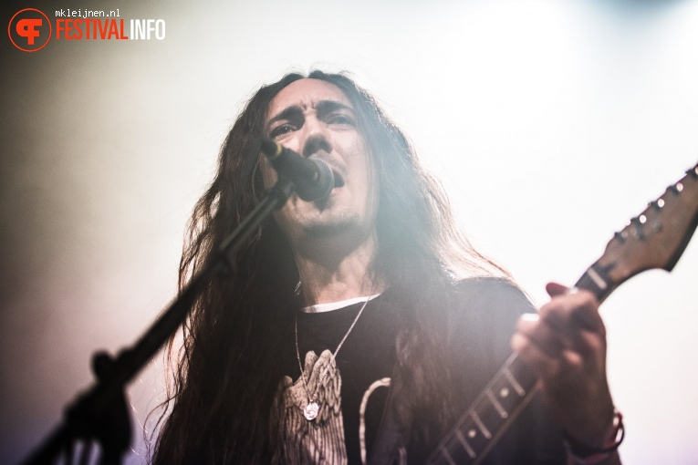 Alcest op Eindhoven Metal Meeting 2019 foto