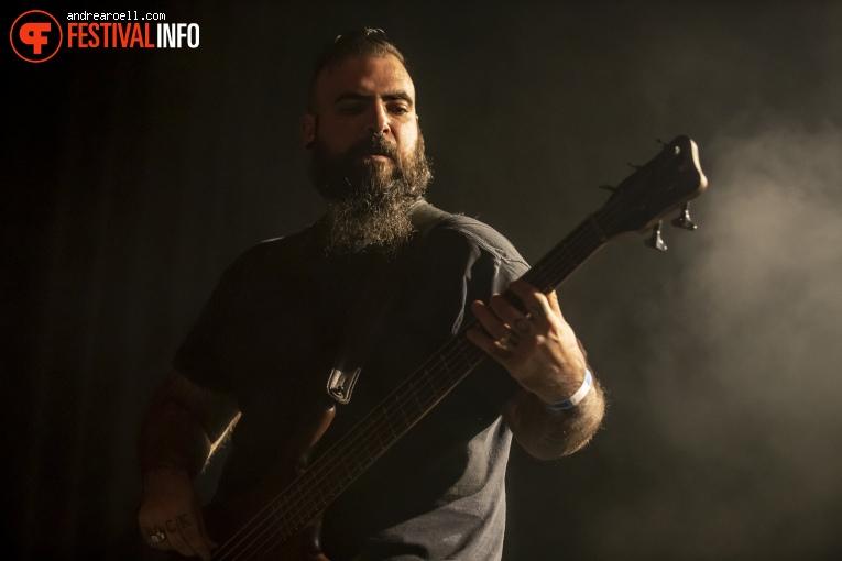 Officium Triste op Eindhoven Metal Meeting 2019 foto