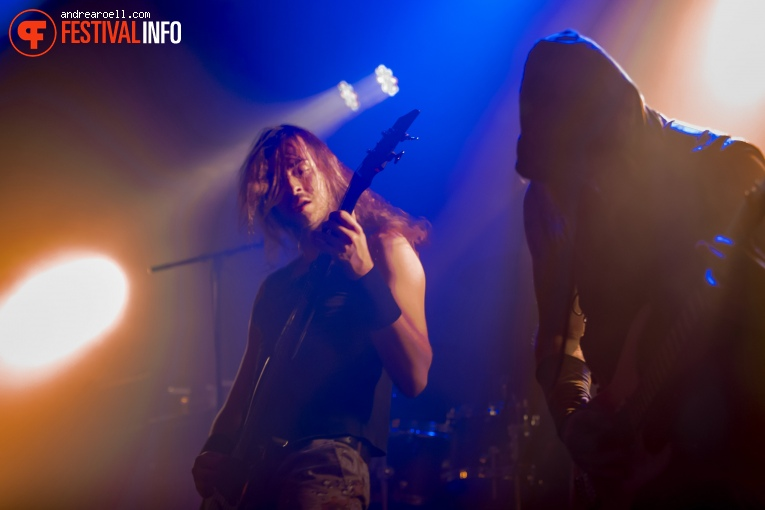 Darkfall op Eindhoven Metal Meeting 2019 foto