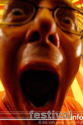 Neuk! op Artquake 2008 foto