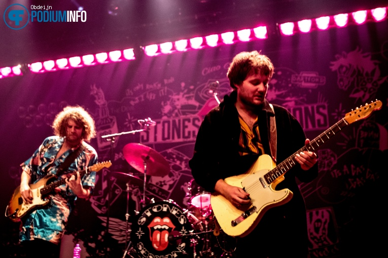 Stones Sessions op Stones Sessions - 03/01 - Hedon foto