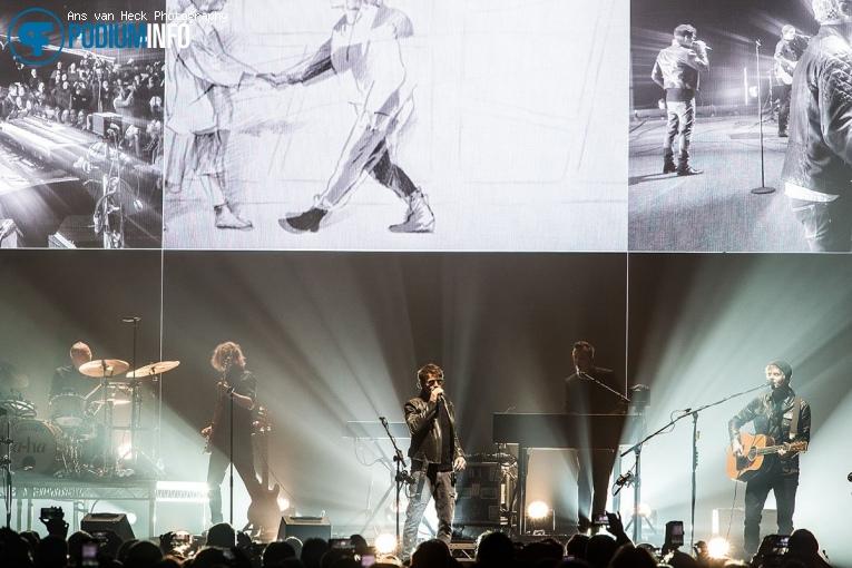 Foto A-HA op A-HA - 8/11 - AFAS live