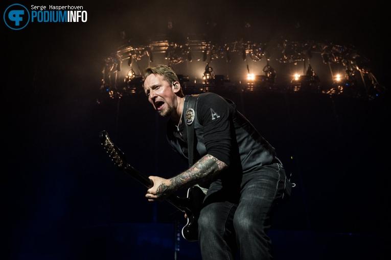 Volbeat op Volbeat - 19/11 - Ziggo Dome foto