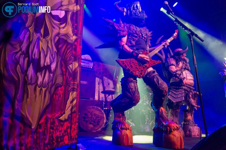 Gwar op Gwar + Voivod - 28/11 - 013 foto