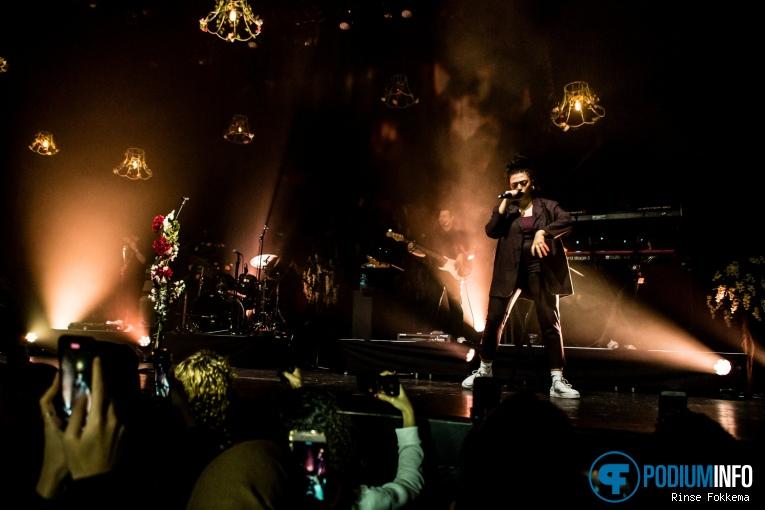 Mahalia op Mahalia - 17/12 - TivoliVredenburg foto