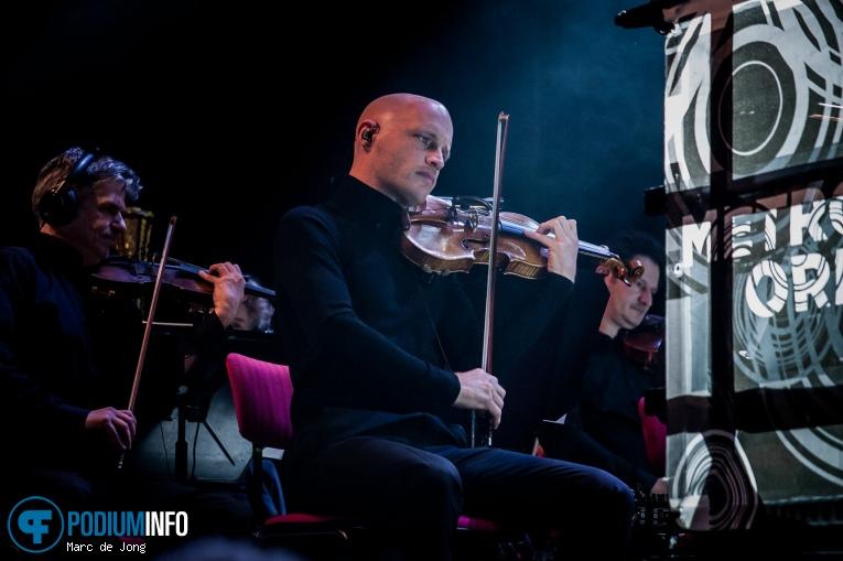 Metropole Orkest op Kovacs & Metropole Orkest - 19/12 - TivoliVredenburg foto