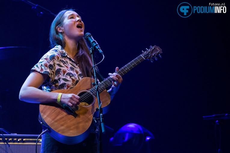 Sophie Hunger op Fink - 21/11 - AFAS Live foto