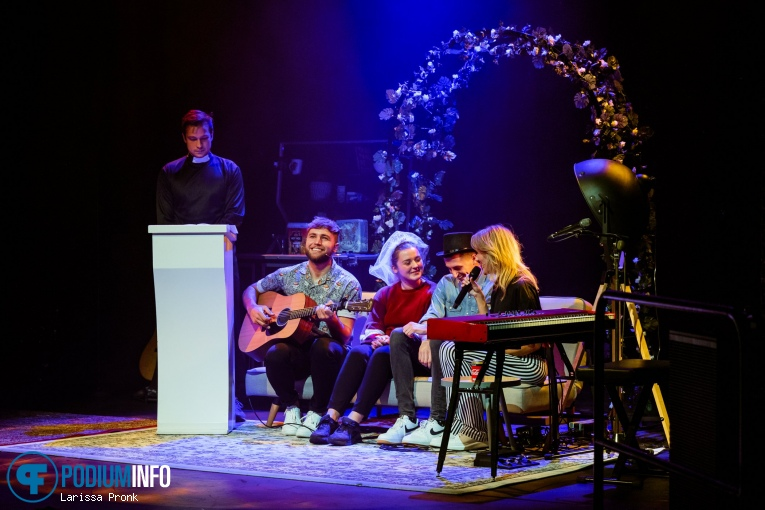 Foto Suzan & Freek op Suzan & Freek Theatertour - 21/11 - Westlandtheater De Naald