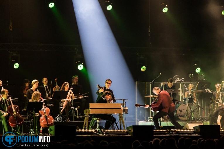 The Kik op The Kik met orkest speelt Boudewijn de groot - 23/11 - Ahoy foto