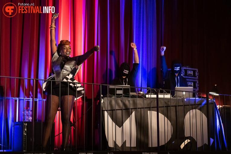 Foto Muthoni Drummer Queen op MuMa 2019