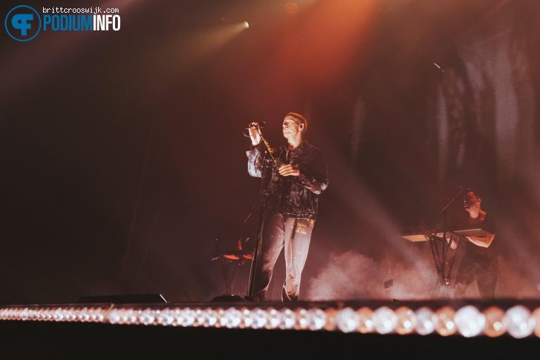 Foto Dermot Kennedy op Dermot Kennedy - 28/11 - AFAS Live