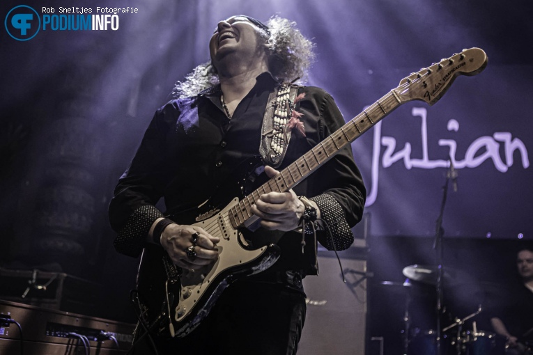 Julian Sas op Julian Sas - 10/01 - Luxor Live foto